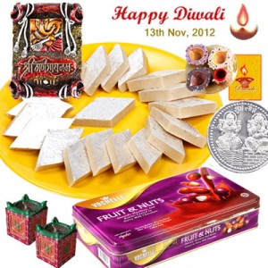 Diwali Gifts – A Sweet Celebration