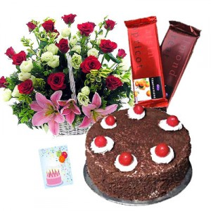 Send Birthday Cakes Gifts to India to your loved ones